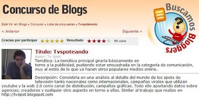 Concurso Bloggers de Canarias 7