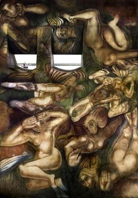 Cultura gualeguay inauguran el mural de siqueiros for El mural de siqueiros