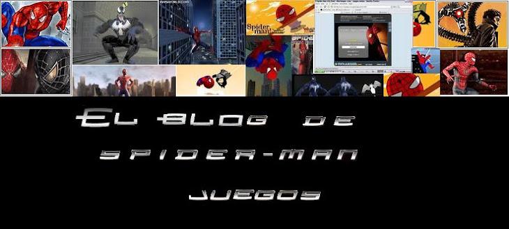 El Blog de Spider-Man : Juegos