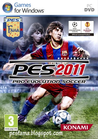 [PES 11 & Fifa 11] + Cracks + Keygen