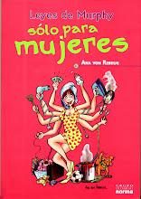 """""""Leyes  de Murphy sólo para Mujeres"""", Editorial Norma - Argentina"""
