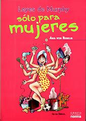 """"""" Leyes de Murphy sólo para Mujeres"""" , de Ana von Rebeur"""