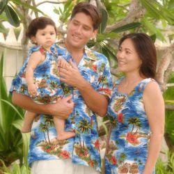 Moda Alfred Shaheen La camisa hawaiana