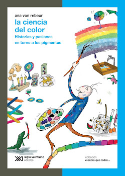 """ La ciencia del color: historias y pasiones en torno a los pigmentos"""
