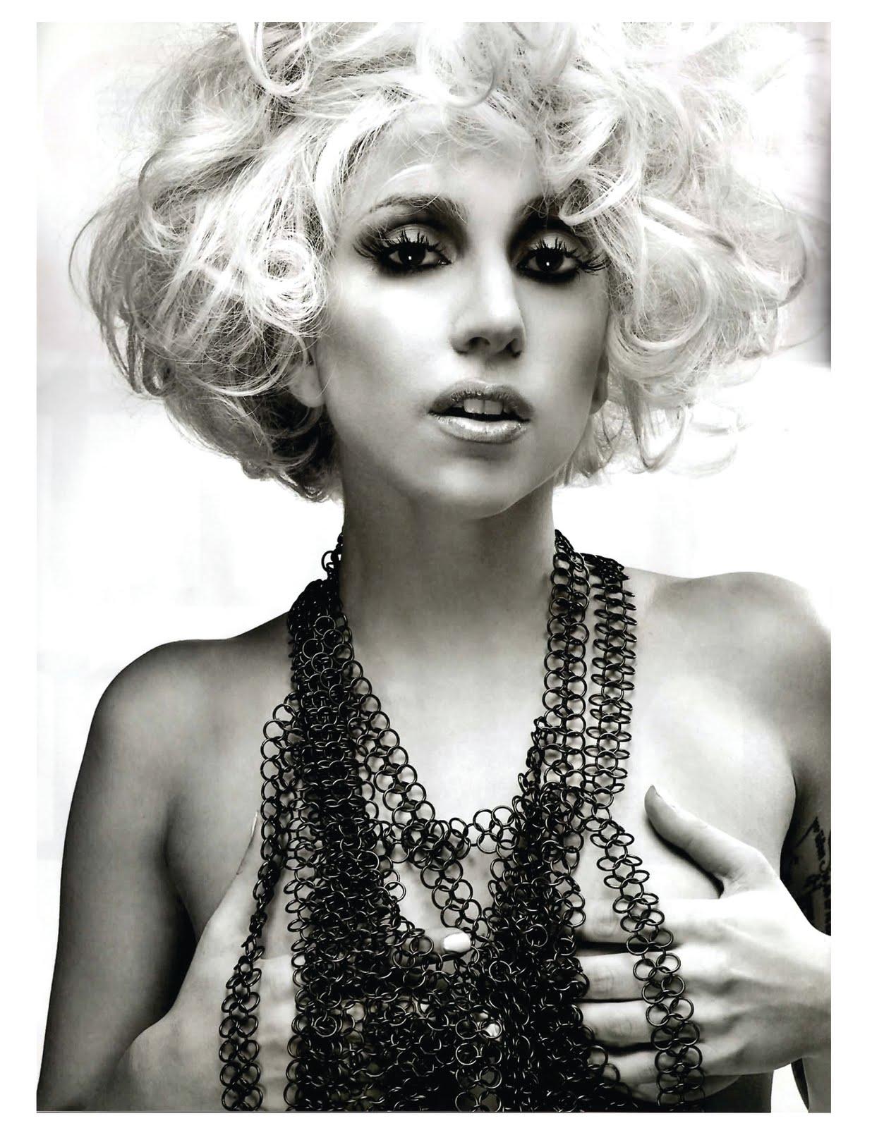 Hoopla PR: Q Magazine x Lady Gaga x Fannie Schiavoni