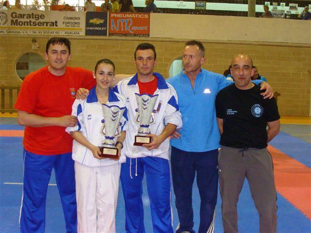 Campeonato de España de Tai-jitsu 2009