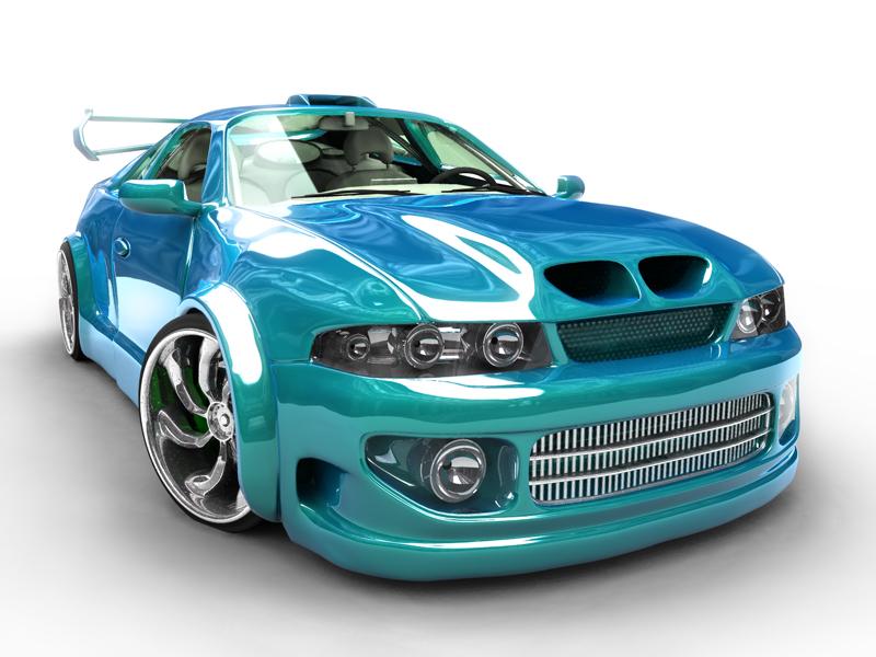 car sight