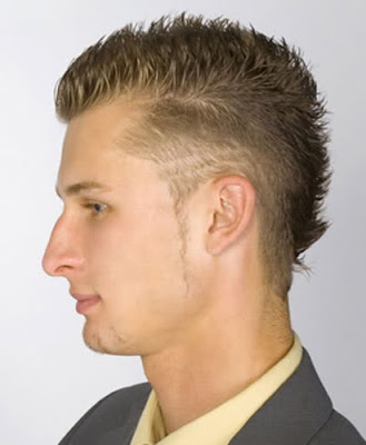 shaved hairstyles for men. Men Hairstyle 2010 Side Buzzed