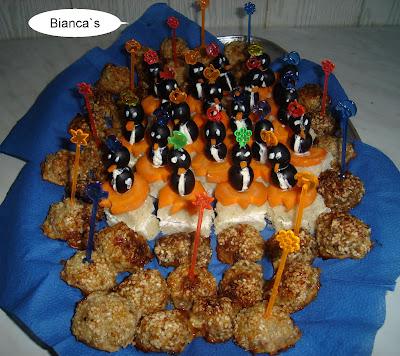 Articole culinare : Armata de pinguini:)