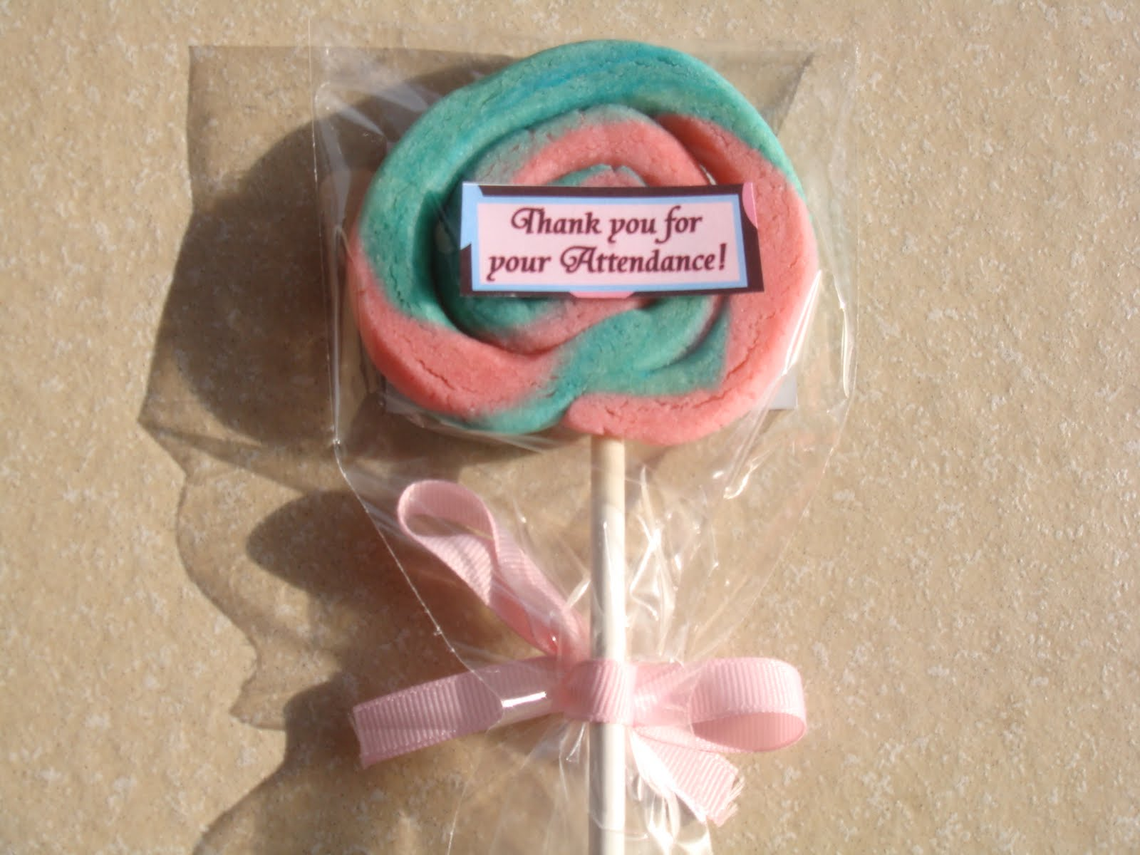 Edible Baby Shower Favors To Make Yourself ~ My sweet creations party favor ideas