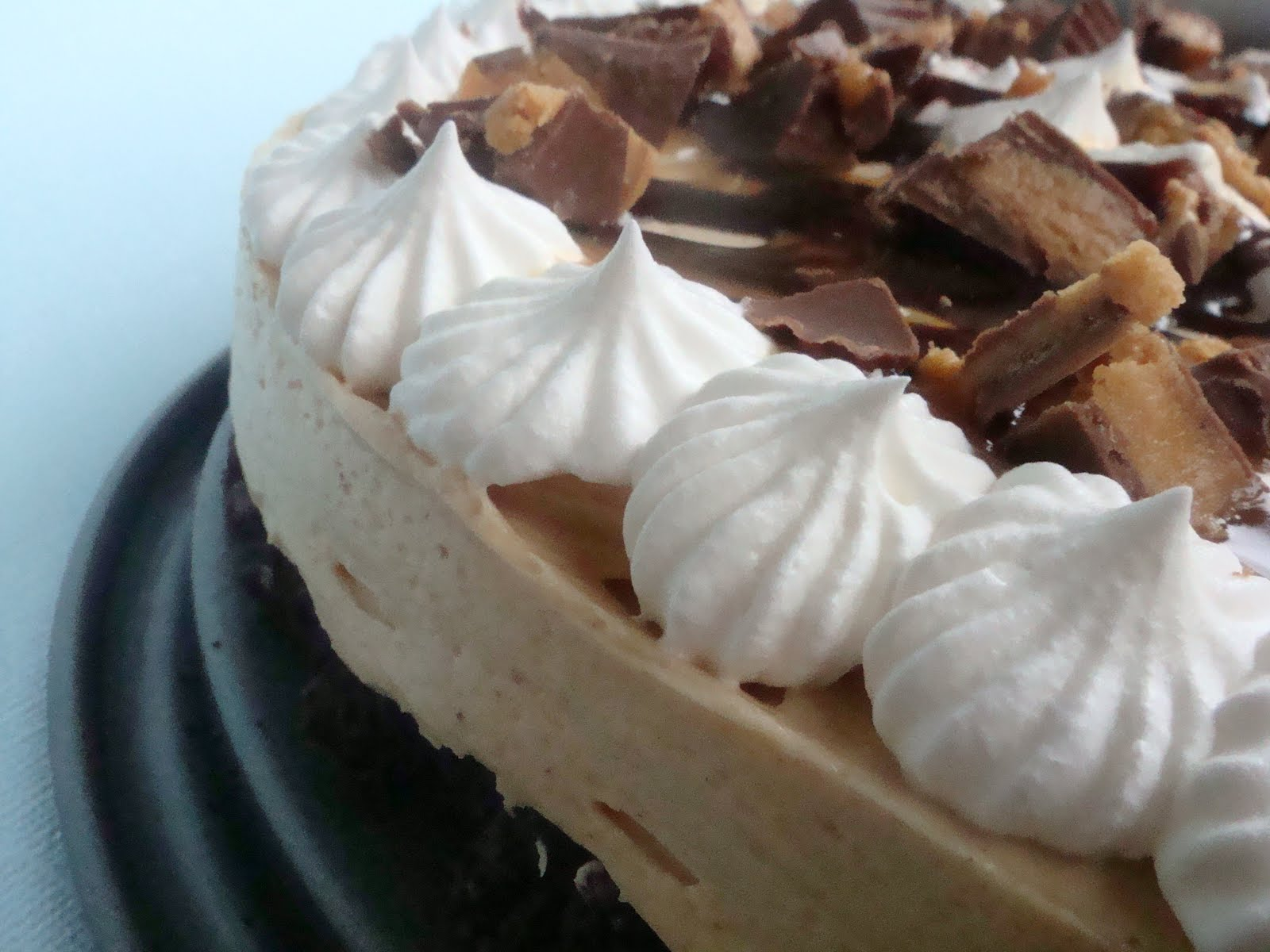 My Sweet Creations: MySweetCreations Peanut Butter Cookie Pie