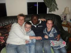 Hilda, Aaron and Sarah