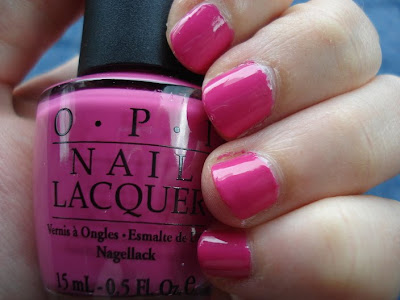 OPI - Closeup of I'm India-mood for Love