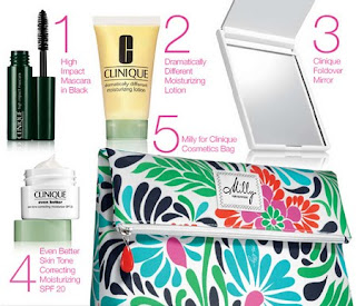 Gift with Purchase Bonanza: Clinique, Lancome, Estee Lauder and Anna