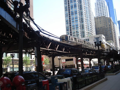 chicago train