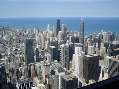 chicago willis tower view