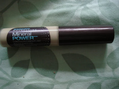 maybelline mineral power concealer