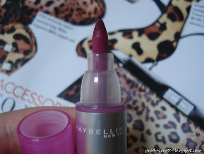 maybelline colorsensational lipstain