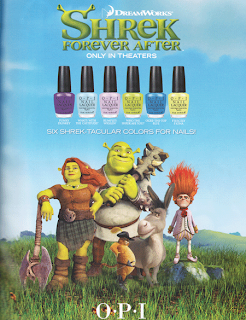 OPI Shrek