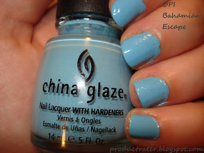 China Glaze Bahamian Escape