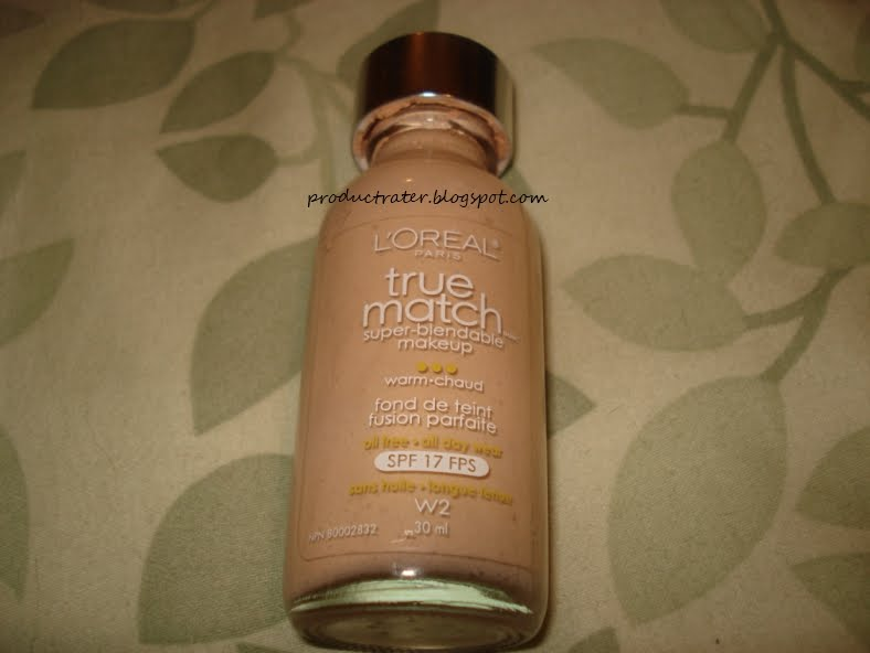 l oreal foundation makeup. I purchased the L#39;oreal True