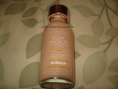 loreal true match super blendable liquid makeup foundation