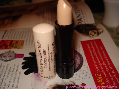 rimmel hide the blemish conclear in ivory