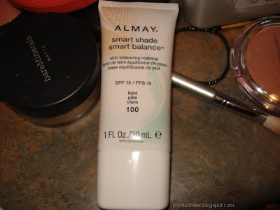 almay smart shade smart balance makeup
