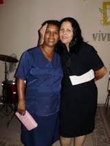DIACONISA ANA E PRA. MARLY