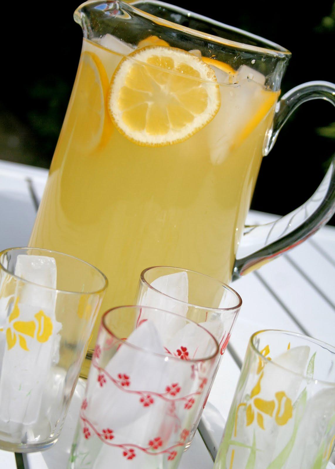 lemonade pitcher - photo #22