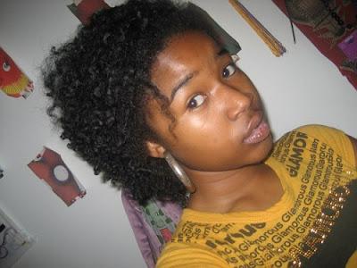 Black Hair Twists