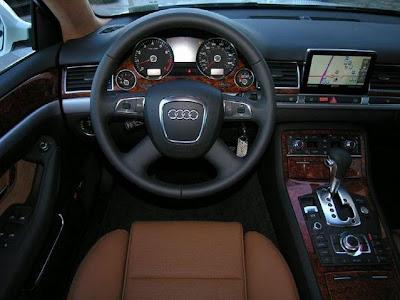 Audi A8 L 4.2 quattro 2003 2009 Audi A8 L 4.2 quattro