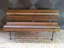 --------------------------------Banco de Jardim Cavalinho 9 Réguas PF-150 R$400,00
