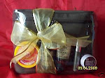 BODY SHOP VANITY CASE + GIFT SET