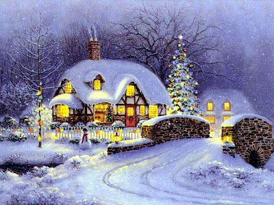 Christmas Snow Wallpapers