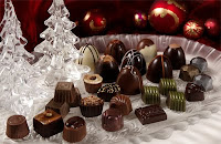 Christmas Chocolates Desktop Wallpapers