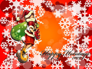 Christmas Computer Desktop Wallpaper