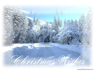 White Christmas Desktop Wallpapers