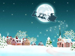 Christmas Sleigh Wallpapers