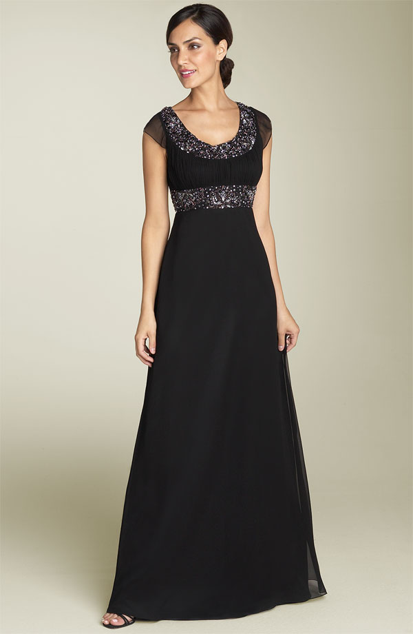 mg fashion black tie dresses