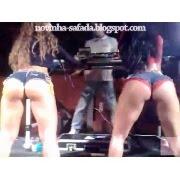 (video) Mulher Moranguinho e Mulher Jaca Baile Funk Video Amador