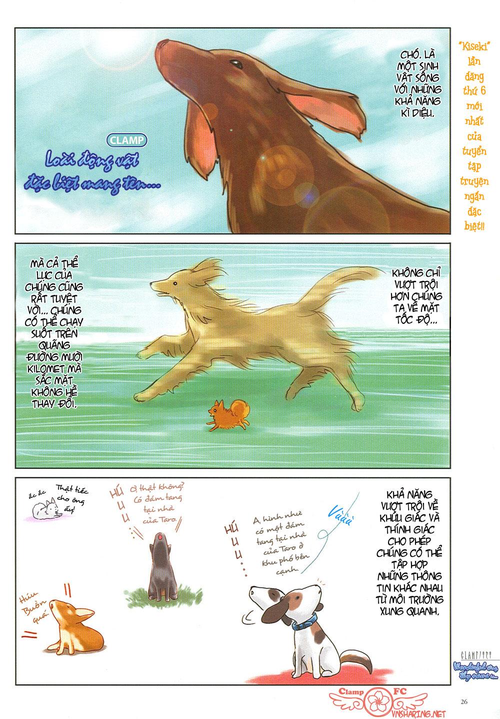 Clamp no Kiseki chap 9 - Trang 1