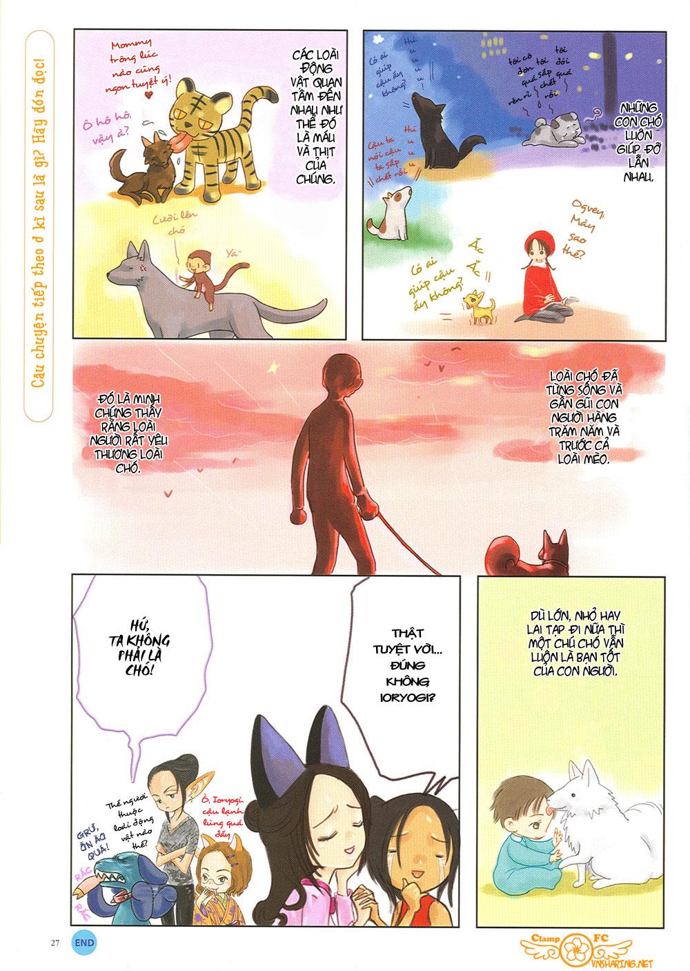Clamp no Kiseki chap 9 - Trang 2