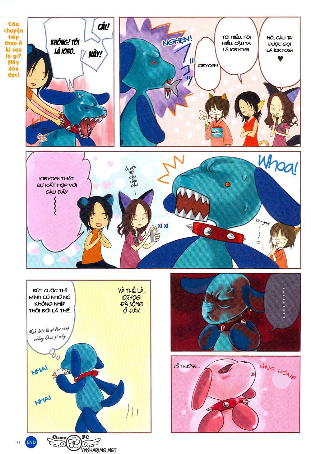 Clamp no Kiseki chap 7 - Trang 4