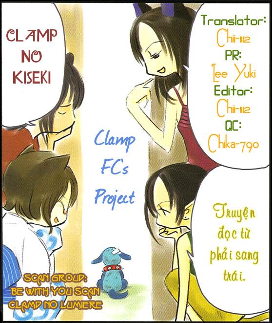 Clamp no Kiseki chap 7 - Trang 6