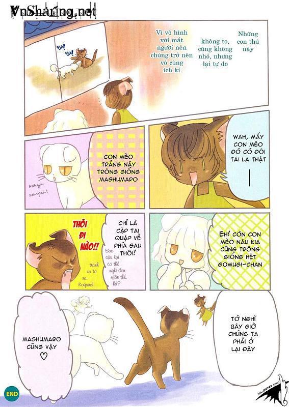 Clamp no Kiseki chap 1 - Trang 3