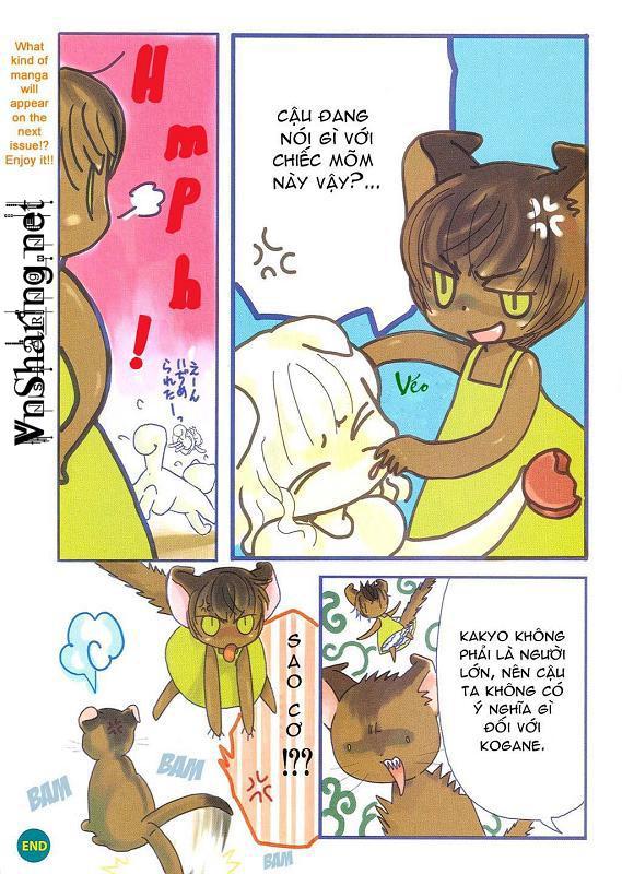 Clamp no Kiseki chap 1 - Trang 7