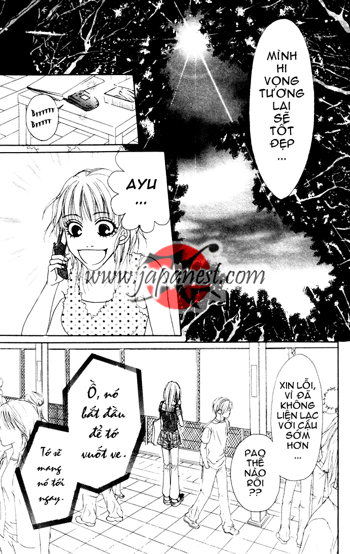 Deep Love - Ayu no Monogatari chap 6 - Trang 17