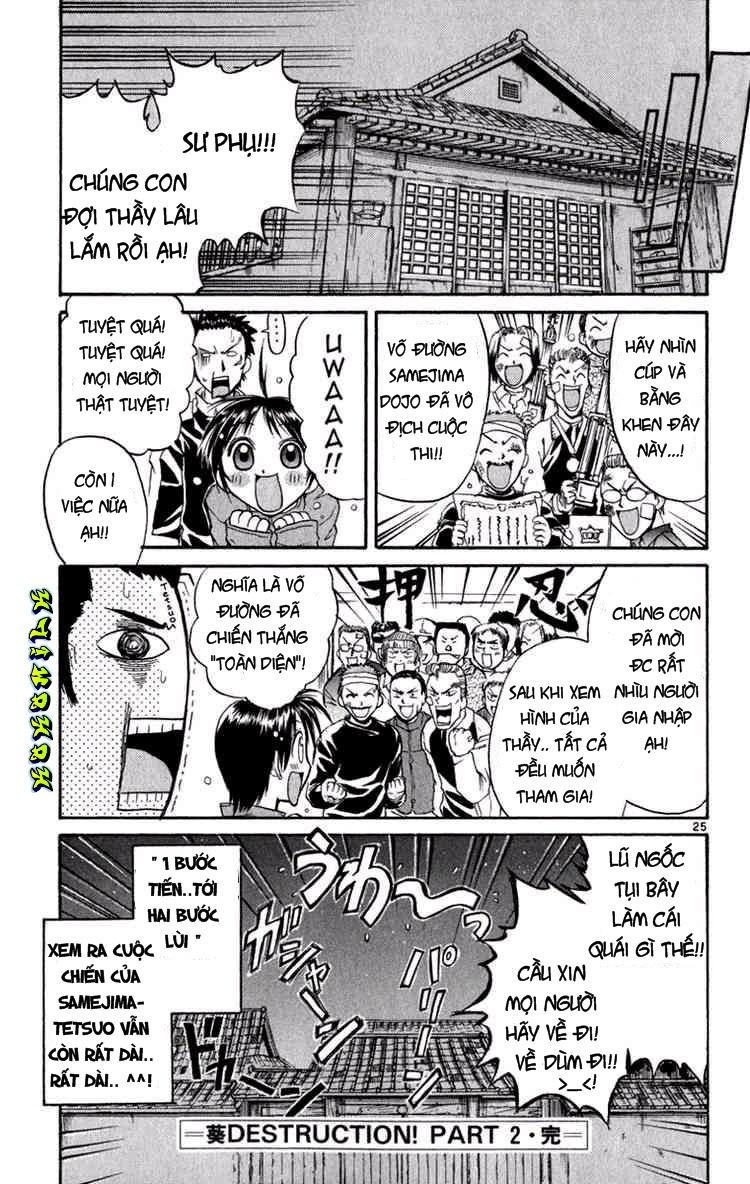 Aoi Destruction chap 2 - Trang 26