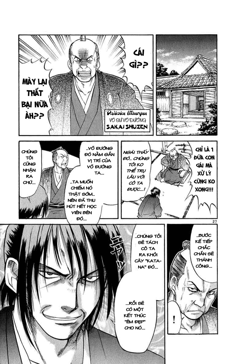 Aoi Destruction chap 6 - Trang 27